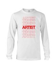 Artist - Thank You Long Sleeve Tee thumbnail