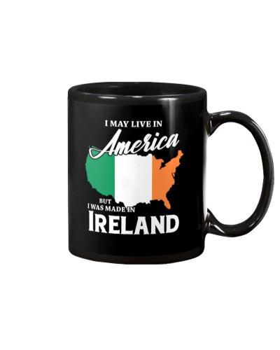 America - made in Ireland