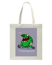 Dota 2 Leviathan the Tidehunter style cartoon Tote Bag thumbnail