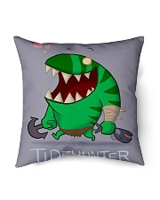 "Dota 2 Leviathan the Tidehunter style cartoon Indoor Pillow - 18"" x 18"" back"