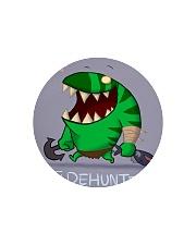 Dota 2 Leviathan the Tidehunter style cartoon Circle Cutting Board thumbnail