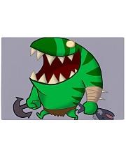Dota 2 Leviathan the Tidehunter style cartoon Rectangle Cutting Board thumbnail
