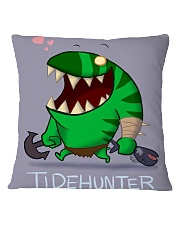 Dota 2 Leviathan the Tidehunter style cartoon Square Pillowcase thumbnail