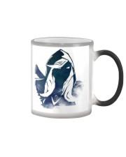 Dota 2 Traxex the Drow Ranger black and white Color Changing Mug thumbnail