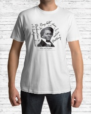 Frederick Douglass: Ringbolt Classic T-Shirt lifestyle-mens-crewneck-front-1