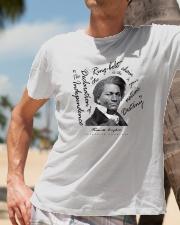 Frederick Douglass: Ringbolt Classic T-Shirt lifestyle-mens-crewneck-front-11