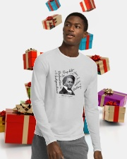 Frederick Douglass: Ringbolt Long Sleeve Tee lifestyle-holiday-longsleeves-front-5