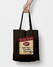 We the People--not We the Supreme Court Tote Bag lifestyle-totebag-front-2