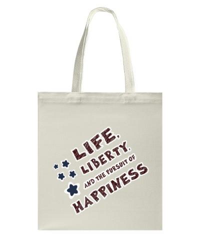 Women: Life Liberty Pursuit of Happiness