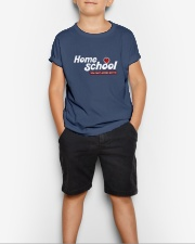 HOME SCHOOL: YOU CAN'T AFFORD NOT TO Youth T-Shirt lifestyle-youth-tshirt-front-1