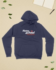 HOME SCHOOL: YOU CAN'T AFFORD NOT TO Hooded Sweatshirt lifestyle-unisex-hoodie-front-6