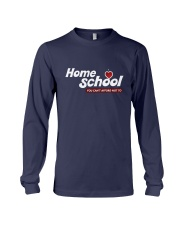 HOME SCHOOL: YOU CAN'T AFFORD NOT TO Long Sleeve Tee tile