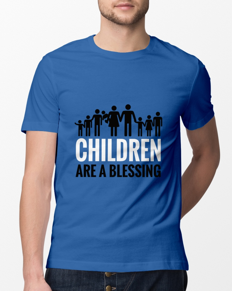 Children are a blessing Classic T-Shirt
