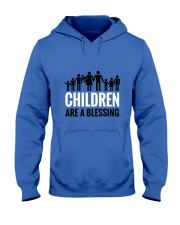 Children are a blessing Hooded Sweatshirt tile