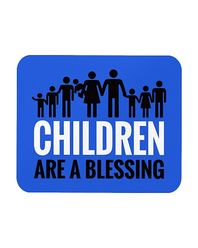 Children are a blessing