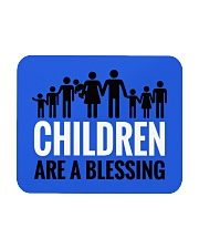Children are a blessing Mousepad tile
