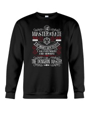Dungeon Master Crewneck Sweatshirt tile