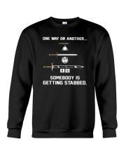 DND Stabbed Crewneck Sweatshirt thumbnail