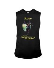 Rose Sleeveless Tee thumbnail