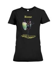 Rose Premium Fit Ladies Tee thumbnail