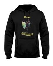 Rose Hooded Sweatshirt thumbnail