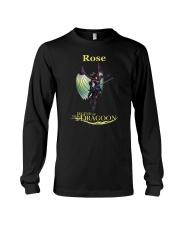 Rose Long Sleeve Tee thumbnail