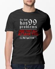 DND 99 Classic T-Shirt lifestyle-mens-crewneck-front-13