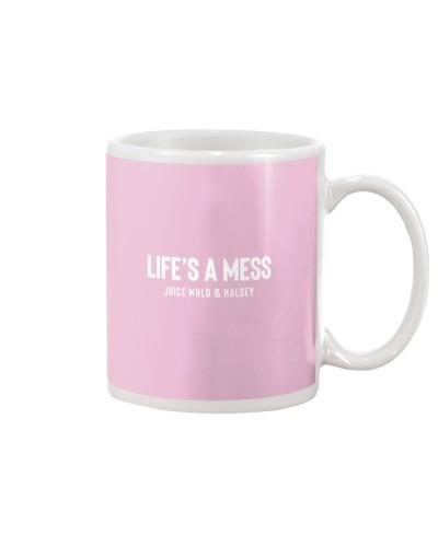 Lifes a Mess Juice WRLD and Halsey T-shirt