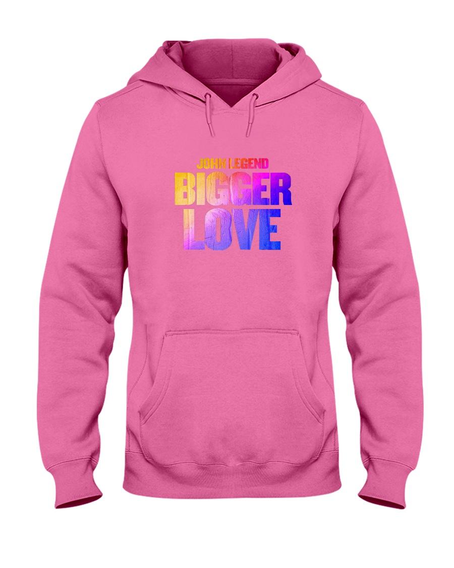 Bigger Love John Legend t-shirt Hooded Sweatshirt