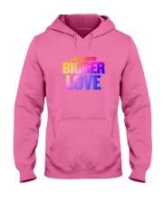 Bigger Love John Legend t-shirt Hooded Sweatshirt front