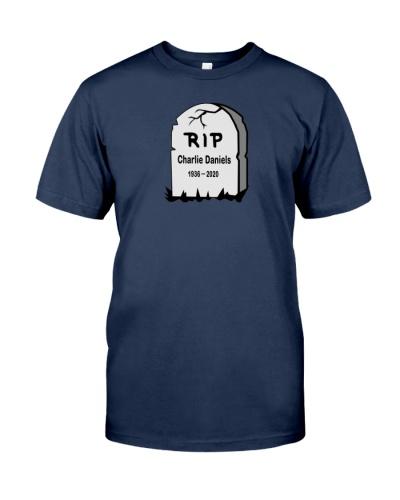 RIP Charlie Daniels T-shirt