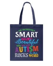 Autism Awareness Tote Bag thumbnail