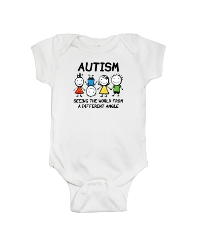 Autism Seeing The World Differently