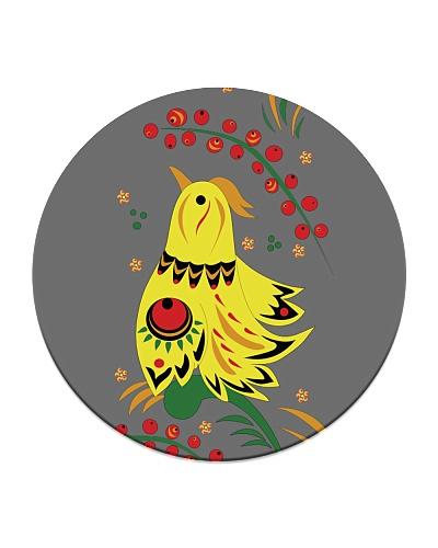 Khokhloma Golden Rooster