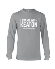I Stand With Keaton Support Campaign Hoodie Tshirt Long Sleeve Tee thumbnail