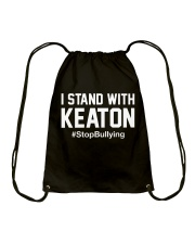 I Stand With Keaton Support Campaign Hoodie Tshirt Drawstring Bag thumbnail