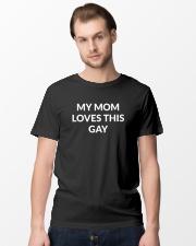 My Mom Loves This Gay T-shirt Hoodie Sweatshirt Classic T-Shirt lifestyle-mens-crewneck-front-15