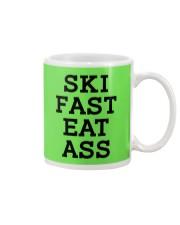 Ski Fast Eat Ass Sweatshirt Hoodie Skate Tshirt Mug thumbnail