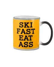 Ski Fast Eat Ass Sweatshirt Hoodie Skate Tshirt Color Changing Mug thumbnail