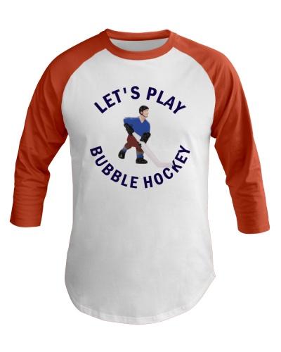 Let's Play Bubble Hockey Tshirt Hoodie Sweater Mug