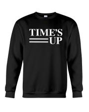 Time's Up Campaign Rally Tshirt - WomensMarch2018 Crewneck Sweatshirt thumbnail