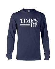 Time's Up Campaign Rally Tshirt - WomensMarch2018 Long Sleeve Tee thumbnail