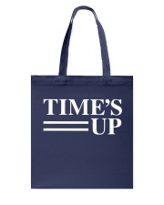 Time's Up Campaign Rally Tshirt - WomensMarch2018 Tote Bag thumbnail