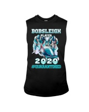 Bobsleigh Player 2020 Quarantined Shirt Sleeveless Tee thumbnail