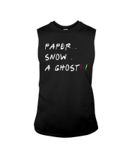 Paper Snow A Ghost Shirt Sleeveless Tee thumbnail