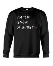 Paper Snow A Ghost Shirt Crewneck Sweatshirt thumbnail