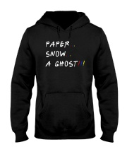 Paper Snow A Ghost Shirt Hooded Sweatshirt thumbnail