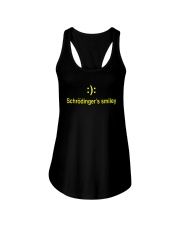 Schrodinger Smiley T Shirt Ladies Flowy Tank thumbnail
