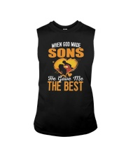 When God Made Sons He Gave Me The Best Shirt Sleeveless Tee thumbnail