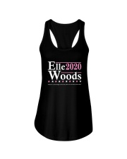 Elle Woods 2020 Shirt Ladies Flowy Tank thumbnail